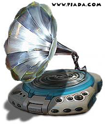 CD player das antigas